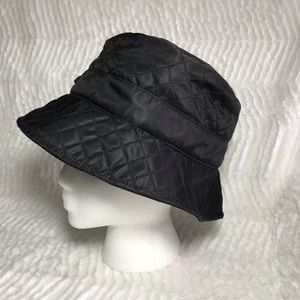 b427e35d Betman NY Accessories - Betman NY Quilted Waterproof Bucket Hat NEW!